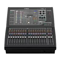 Yamaha QL1 (QL1) Digital Mixing Console with 32 Mono and 8 Stereo, 16 MIX Buses, 8 Matrix, DANTE and 16 Analog Inputs