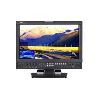 JVC DT-G17E (DTG17E) 17inch Full HD LCD 3G HD-SDI Studio Monitor - with 4K Compatibility