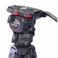 Sachtler (0407) FSB 6 Fluid Tripod Head with a 1.5-8KG Payload and 75mm Base Fitment