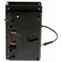 Ex-Demo Hawk-Woods XD-81A (XD81A) AB to V-Lock Power Plate Teradek Bolt Transmitter