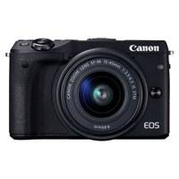 Canon EOS M3 24.2 Megapixel Digital Camera with EF-M 15-45mm f/3.5-6.3 IS STM Lens (p/n 9694B200AA)
