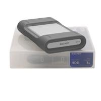 Sony PSZ-HA1T (PSZHA1T) 1TB Hard Disk Drive with up to 120MB per second transfer speeds - USB 3.0 2 x Firewire 800 (Triple)