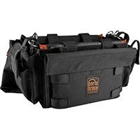 Portabrace AO-633H (AO633H) Audio Organizer for the Sound Devices 633 Mixer/Recorder with an Attached XL-2B Battery Includes AH-2H Harness (Internal Dimensions: 31.12 x 12.07 x 17.15 cm)