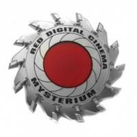 RED Rip Saw Metal Icon (120mm), For display or collecting purposes (p/n 030-0013)