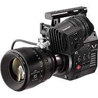 Panasonic Varicam Super 35 (AU-V35C1) 4K PL Mount Video Camera with a Super 35mm MOS Sensor and AVC-ULTRA 4K Codec