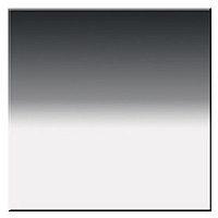 Tiffen 6666CGN12S (6666-CGN12S) 6.6x6.6 Clear/Neutral Density (ND) 1.2 Grad Soft Edge (SE) Filter