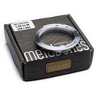 Metabones L39 Screw Mount to Leica M (28/90) with 6-bit Adapter (p/n MB_L39-M-28/90)
