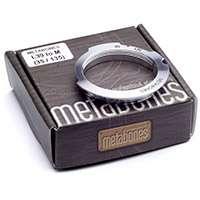 Metabones L39 Screw Mount to Leica M (35/135) with 6-bit Adapter (p/n MB_L39-M-35/135)