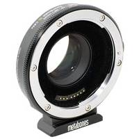 Metabones Canon EF to Micro FourThirds T Speed Booster XL 0.64x (Black Matt) (p/n MB_SPEF-M43-BT3)