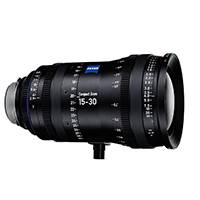 Carl Zeiss 15-30mm T2.9 CZ.2 Compact Zoom Cine Lens - PL Mount with Feet / Imperial Scale (2075-833)