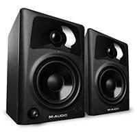 M-Audio Studiophile AV42 (AV-42) Desktop Monitor Speakers for Professional Quality Media Creation