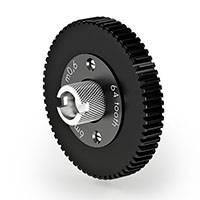 ARRI K2.47632.0  64 Tooth, 0.6 Metric Module Gear for Fujinon ENG Lenses, 6mm face for Follow Focus MFF-1 & FF5-HD