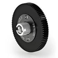 ARRI K2.47631.0  78 Tooth, 0.5 Metric Module Gear for Canon & Angenieux ENG Lenses, 6mm face for Follow Focus MFF-1 & FF5-HD