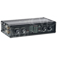 Grade A Sound Devices USBPRE 1.5 (USBPRE-1.5) USBPre Two-Channel Microphone Interface for Computer Audio