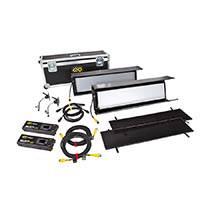 Kino Flo KIT-S32-230U - Select 30 DMX Bi-colour LED 2-Head Lighting Kit - Univ 230U with Hard Ship Case (KITS32230U)