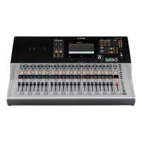 Yamaha TF3 (TF3) Digital Mixing Console with 40 Mono + 2 Stereo and 2 Return, 20 AUX Buses + Stereo + Sub, 8 DCA Groups