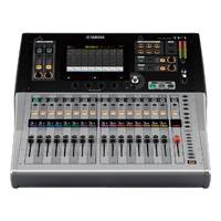 Yamaha TF1 (TF1) Digital Mixing Console with 32 Mono + 2 Stereo and 2 Return, 20 AUX Buses + Stereo + Sub, 8 DCA Groups