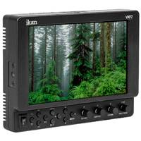 Ikan VXF7 (VX-F7) 7 Inch 4K Supporting Full HD HDMI / 3G-SDI On-Camera Monitor