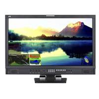 JVC DT-G27E (DTG27E) 27inch Full HD LCD 3G HD-SDI Studio Monitor - with 4K Compatibility
