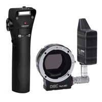 Aputure DEC Vari-ND Wireless Remote Adapter for E-Mount Cameras to EF Mount and EF-S AF Lenses with Vari-ND Filter (p/n 6947214409127)