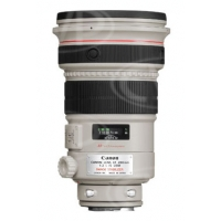 Canon EF 200mm f/2L IS USM L Series Telephoto Lens (p/n 2297B005AA)