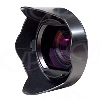 Canon WD-72H (WD72H) Wide Angle lens adaptor, 72mm fitment for XH series camcorders (Canon p/n 1724B001AA)