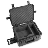 EyeDirect EDMK2CC (ED-MK2CC) Mark II SKB Case - Pelican Style Case with Custom Fitted Foam Interior