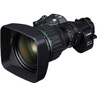Canon HJ24ex7.5B IRSE Portable HDTV 24x Zoom Telephoto Lens (7.5-180mm Standard or 15.0-360mm with Built-in Extender)