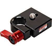 Zacuto Zicro Micro, Mount Any Device with a 1/4-20 Screw Hole to a 15mm Rod Or Zamerican Arm Z-ZMCR (ZZMCR)