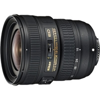 Nikon (JAA818DA) NIKKOR Auto Focus 18-35mm f/3.5-4.5G wide-angle to standard view FX-format zoom lens
