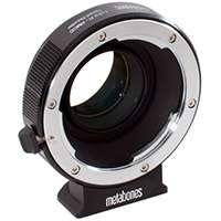 Metabones Leica R to BMCC Speed Booster in Black Matt (p/n MB_SPLR-BMCC-BM1)