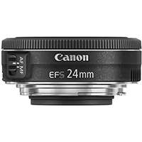 Canon EF-S 24mm f/2.8 STM Pancake, Fixed Optical Length Lens (Canon p/n 9522B005AA)
