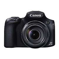 Canon PowerShot SX60 HS 16.1 Megapixel Digital Wi-Fi Bridge Camera (p/n 9543B009AA)