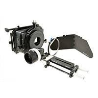 Chrosziel 450R2-BMD1AKIT (450R2BMD1AKIT) 450-R2 MatteBox Kit for Blackmagic Cinema Camera with Follow Focus for EF lens systems