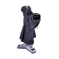 Portabrace CLK-2 (CLK2) Camera Cloak for studio/ OB camera rig (black)