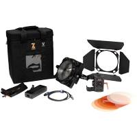 Zylight F8-D 200 Single Head ENG Kit with a V-mount Battery Plate (p/n 26-01052)