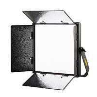 Ikan LWX10 (LWX-10) Lyra Daylight Soft Panel 1 x 1 Studio and Field Light with DMX Control