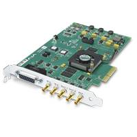 AJA Corvid-22- 4-Lane PCIe card with 2-in/2-out SD/HD/3G SI, 2 x LTC, Genlock, 2 x RS-422 + 2 x Mixer/Keyer (Corvid22)