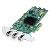 AJA Corvid- 4-Lane PCIe card with HD/SD SDI I/O, Genlock/LTC, 16-ch embedded audio + RS-422 (Corvid)