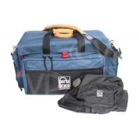 Portabrace DVO-2UQS-M2 (DVO-2) DV Organiser Case with Quick Slick for Canon GL-1, GL-2, XM-1, XM-2 and Panasonic AG-DVC30 (internal dimensions: 45.72 x 24.77 x 26.04 cm) (blue)