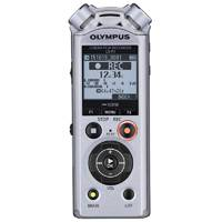 Olympus LS-P1 4GB Linear PCM Audio Recorder with Rechargeable Battery and Tripod Adapter (V414141SE000)