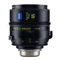 Zeiss Supreme Prime 65mm T1.5 Lens - PL Mount (Available in Metre and Feet)