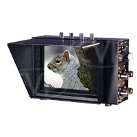 Glidecam GLL4P (GL-L4P) L4-PRO 4inch TFT LCD monitor (includes mounting bracket) for use with the 4000Pro, HD-4000, V-16, or V-20