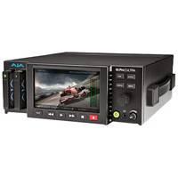 AJA Ki Pro Ultra 4K/UltraHD and 2K/HD Recorder/Player with 4K 60p Support includes: AC Adapter (AC to 4-pin XLR), Handle, Feet (Ki-Pro-Ultra)