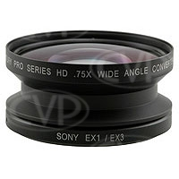 Century HD-75CV-EX3 (HD-75CV) 0.75X Wide Angle HD Converter for Sony EX1 and EX3