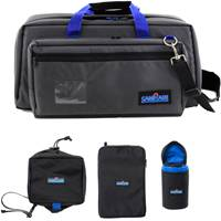 CamRade CAM-TRANSPORTER-LARGE (CAMTRANSPORTERLARGE) Large flexible bag for professional camcorders up to 52 cm/ 20.5 inches