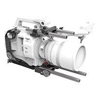 Movcam 303-2710 Light Kit for Sony PXW-FS7 including 15mm Rods and Side Bracket (3032710)