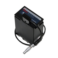 Teradek TER-BIT649 (TERBIT649) Replacement Battery for Sony PMW-EX1, EX-3 Battery and 2-Pin Lemo to Power Tap Cable (45cm)