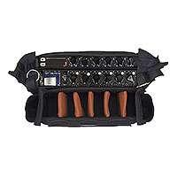 Portabrace MXC-664CLX (MXC-664-CLX) Mixer Combination Case for Sound Devices 664 & CL6 (black)