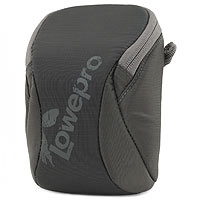 Lowepro Dashpoint 20 Pouch- Choice of 3 Colours: Slate Grey / Pepper Red / Galaxy Blue (internal dimensions: 7.5 x 6 x 12.3 cm)